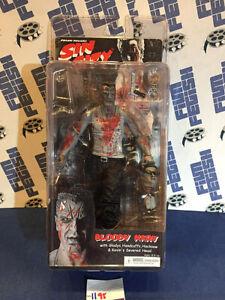 NECA Sin City Series 2 Bloody Marv B&W (Mickey Rourke) [1195]