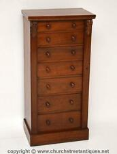 Walnut Original Antique Chests of Drawers