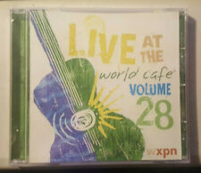 WXPN Live At The World Cafe Vol 28 - CD NEW/SEALED