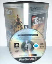CONFLICT DESERT STORM II 2 - Playstation 2 Ps2 Play Station Bambini Gioco Game