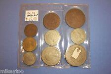 Great Britain 1953 Mint set