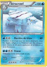 Séracrawl - XY2:Etincelles - 31/106 - Carte Pokemon Neuve Française