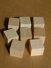 2x2x2 cubes, 8 Pcs, Basswood Carving Blocks, wood, bass lumber, turning,  block