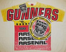 ARSENAL Gunners Kick T-Shirt - ADULT L LARGE