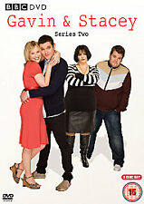 GAVIN & STACEY : SERIES TWO 2 - DVD As New & Sealed Rob Brydon, Joanna Page, Jam