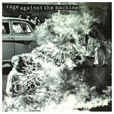 RAGE AGAINST THE MACHINE SELF TITLED ALBUM NEW SEALED 180G LP & MP3 IN STOCK