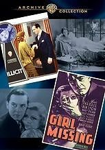 WAC DOUBLE FEATURES: ILLICIT/GIRL MISSING (2PC) Region Free DVD - Sealed