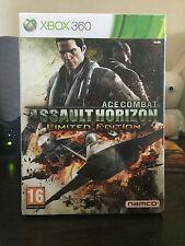 Ace Combat Assault Horizon Limited Edition sur Xbox 360, NEUF sous blister