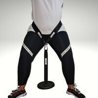 Belt Squat with Olympic Weight Loading Pin / Belt Squat / kettlebell Strap