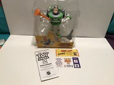 TOY STORY 2 Thunder Punch Buzz Action FIGURES TOYS Mattel Animated MOVIES Disney