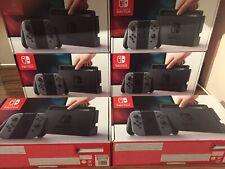 Nintendo Switch Grey Console Box, includes Manual & Cardboard Inserts