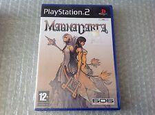 Vintage#Magna Carta Ps2 Playstation 2 Pal# Factory Sealed Sigillato