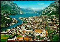 AA0377 Lecco - Città - Lago di Como - Panorama dall'aereo