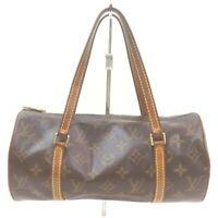 Louis Vuitton Hand Bag M51386 Papillon 26 Browns Monogram 1006477