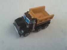 MICRO MACHINES 1989 Dump truck camion de chantier # 7 city service