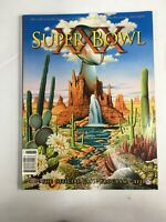 Superbowl 30 XXX Official Game Program 1995 1996 Tempe Arizona
