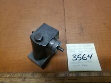 """Hendey 16"""" Lathe Micrometer carriage Stop"""