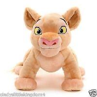 Neuf Disney Magasin le Roi Lion Nala Peluche Jouet Nounours 30cm