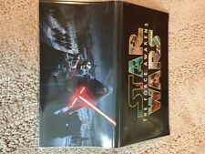 "Star Wars ""The Force Awakens"" Picture Checkbook Cover"