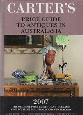 CARTERS PRICE GUIDE  TO ANTIQUES 2007   N MINT   COND.
