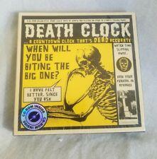Death clock CD ROM.loncraine Broxton Pc .New/ Sealed.