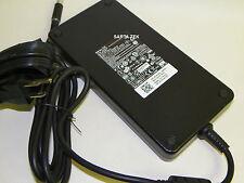 Dell PA-9E 240W AC Adapter FWCRC M6500 M6600 M4700 M6400 M6500 M17x R4 M18x