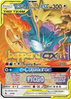 Articuno Moltres Zapdos GX Pokemon TCG Online TCGO  DIGITAL CARD (NON FISICA)