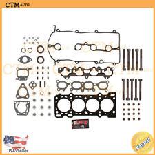 Fits:93-00 Mazda 626,Protege-Ford Probe 1.8L,2.0L I4 MLS Head Gasket Set & Bolts