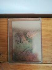 1992 IMPEL X-MEN HOLOGRAM CARD# XH-1 WOLVERINE