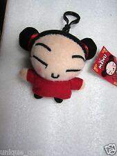 new pucca stuffed Plush toy key chain us un303