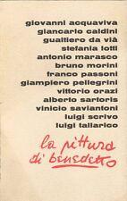 BENEDETTO - AA. VV., La pittura di Benedetto