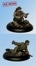 Juegos de la segunda guerra mundial ruso soviético AE Blackball Guardia ROKS 3 lanzallamas equipo