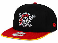 """New Era MLB Pittsburgh Pirates """"9FIFTY"""" Snapback Cap -One Size Fits All - NEW"""