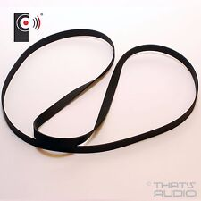 Fits DUAL - Replacement Turntable Belt CS504 & CS505 (MK5)