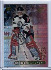 1999-00 UPPER DECK SPXCITEMENT INSERT DOMINIK HASEK BUFFALO SABRES