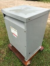30 KVA Federal Pacific Transformer Cat # T242T30S USED