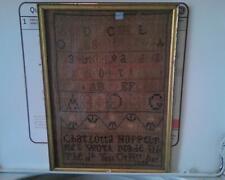 Antique 18th Century Sampler dated 1795