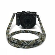 Kameraband Kameraseil Schultergurt Tragegurt Kameragurt 120cm camouflage