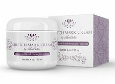 KhiaBella Best Stretch Mark & Scar Cream For Old and New Stretch Marks and Women