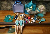 Disney Frozen Lot Magical Lights Palace, Animators Collection Set, Styling Head