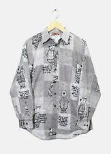 Vintage Jean Charles De Castelbajac Shirt Large 90s Yogi Bear Hanna Barbera