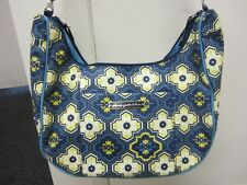 Petunia Pickle Bottom Diaper Bag Hobo Crossbody Glazed Bohemian EUC