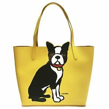 Marc Tetro Tote Bag New Style Boston Terrier