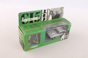 Boxed CORGI The Professionals Ford Capri Diecast Model & Two Figures No.57401