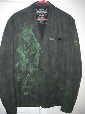 Affliction Limited Edition Sport Coat Large Blazer Style A519 Skeleton Design Ja