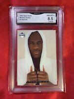 Near Mint-Mint+ 8.5: 1994 Michael Jordan, Iconic Upper Deck Rare Air #1 !