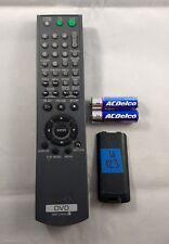 Sony RMT-D153A DVD Remote for DVPNS415 DVPNS425P DVPNS725P DVPNS315 SN87