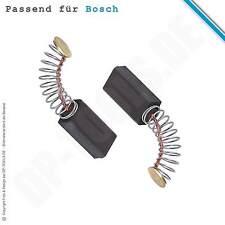 Spazzole Carbone Spazzole motore per Bosch CSB 1000-2 RET 5x8mm 2604321905