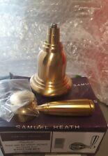 Samuel Heath Trim Set For V607IS/AIS with metal lever