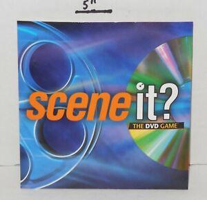 2003 Mattel Scene It 1st edition DVD Game Replacement Original DVD